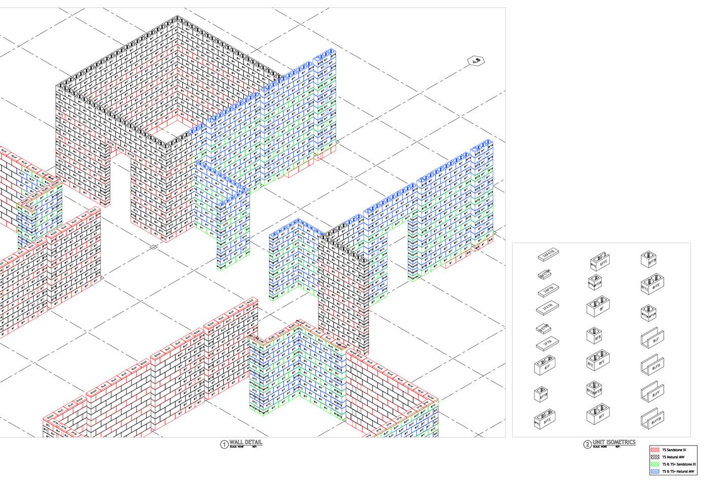 3D Masonry Modeling